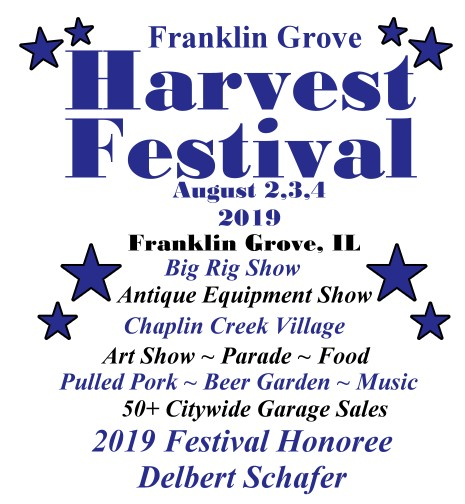 Franklin Grove IL Harvest Festival